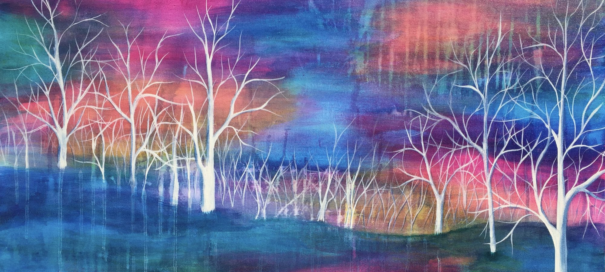 ~Soul Breezes~  Art by Michelle Anderson